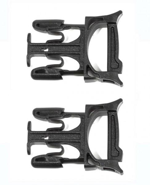 - Ortlieb Reparaturstecker Stealth, 25 mm, 2 Stück