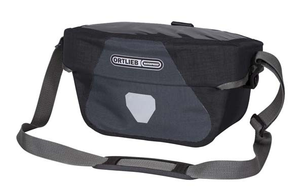 granit-schwarz - Ortlieb Ultimate6 S Plus