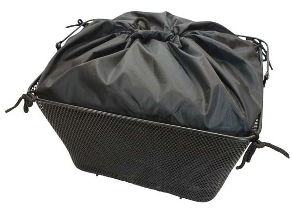 Haberland Korbeinlage für hinteren Fahrradkorb ZK1000 schwarz