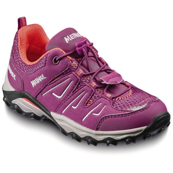 fuchsia/orange - Meindl Alon Junior GTX
