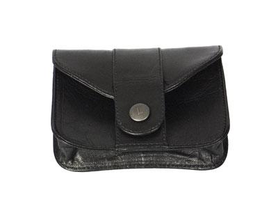 Leathersafe Belt Case schwarz