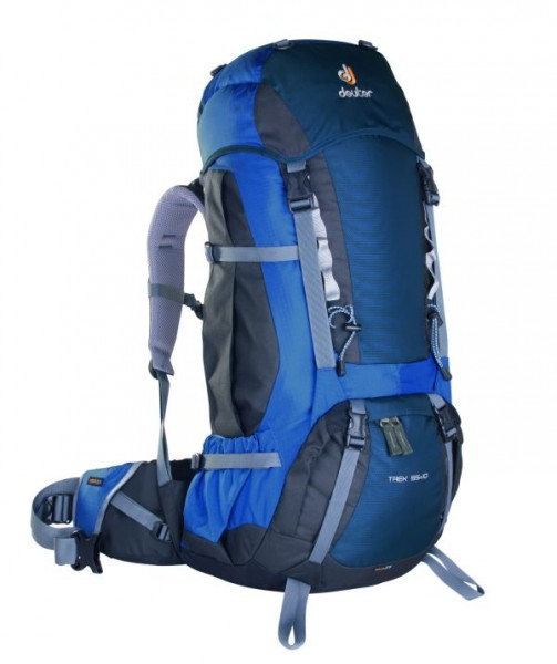 midnight-steel - Deuter Trek 55 + 10