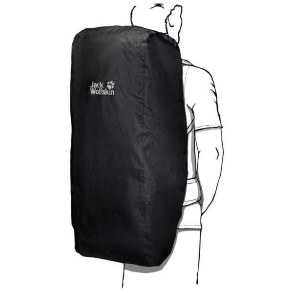 Jack Wolfskin Transporter 2In1 65-85L phantom