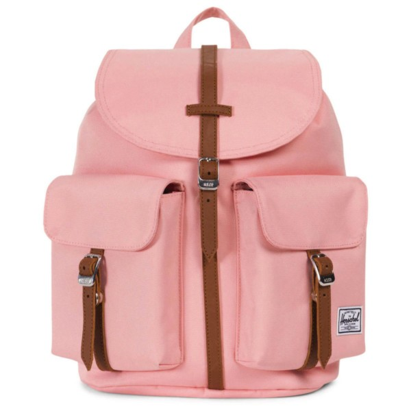 peach/tan synthetic leather - Herschel Dawson X-Small Backpack