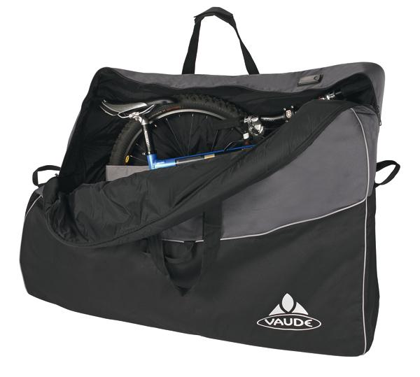 Vaude Big Bike Bag Pro Transporttasche black/anthracite