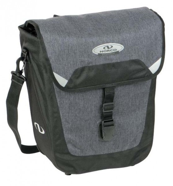 - Norco Waterford City Tasche tweedy grey/black