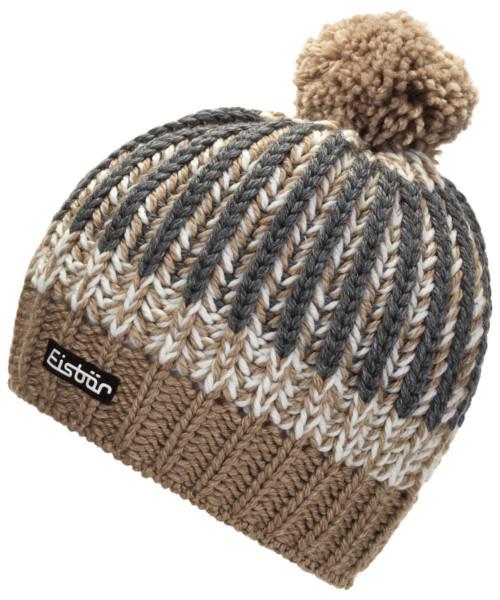 Eisbär Bamey Pompon Mütze