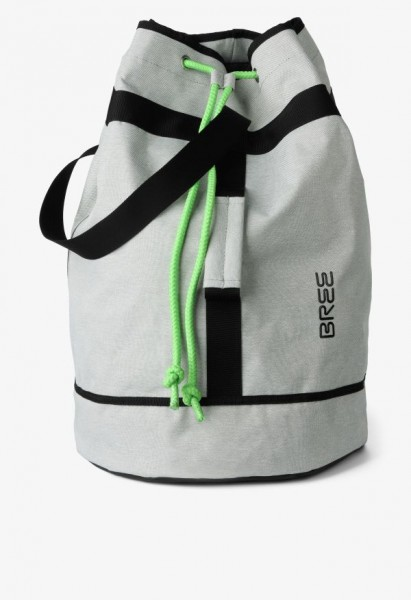 light grey - BREE Punch 708 Kitbag