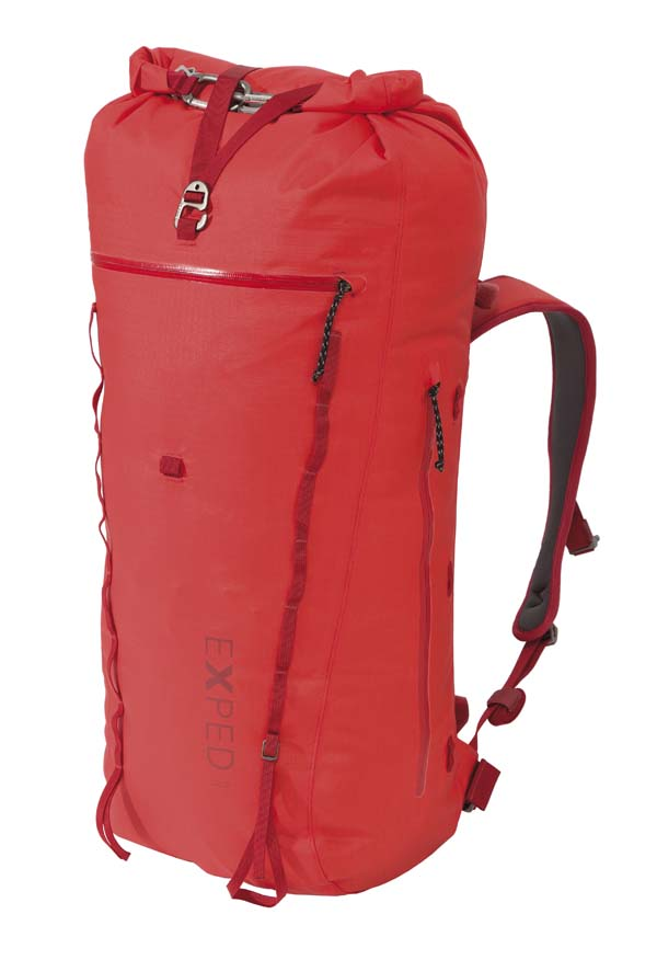 Exped Serac 45 M red
