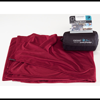 monks red - Cocoon Coolmax Travel Blanket
