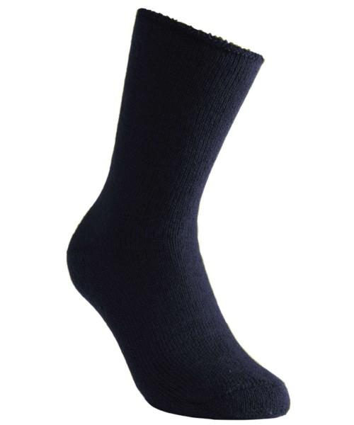 dark navy - Woolpower Socke 600