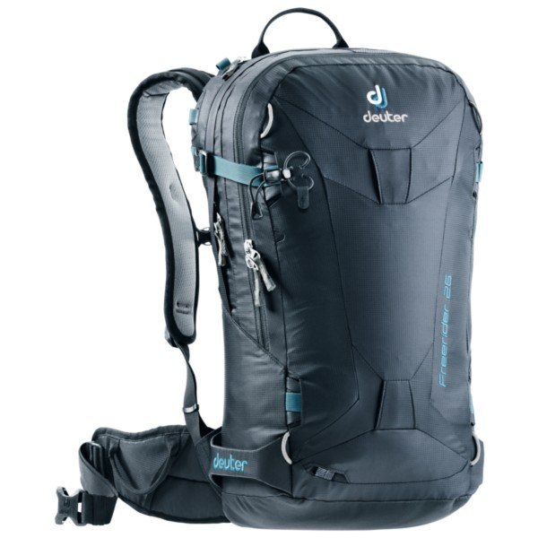 black - Deuter Freerider 26