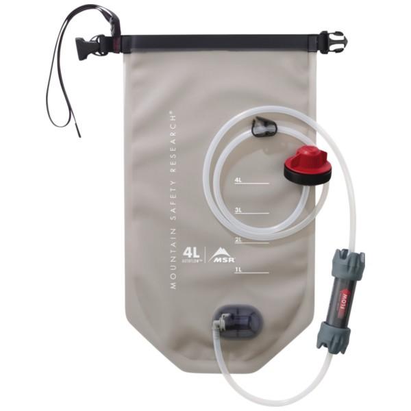 MSR AutoFlow Gravity Microfilter 4 Liter