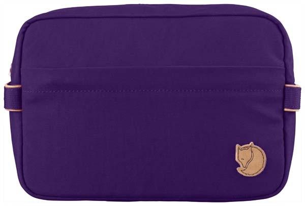 purple - Fjällräven Travel Toiletry Bag