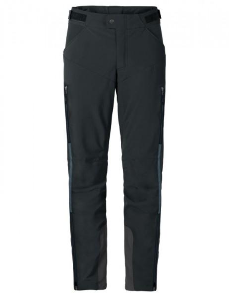 black - Vaude Mens Qimsa Softshell Pants II