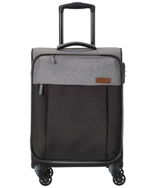 anthrazit/grau - Travelite Neopak 4-Rad Trolley S