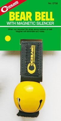 gelb - Coghlans Bären Glocke