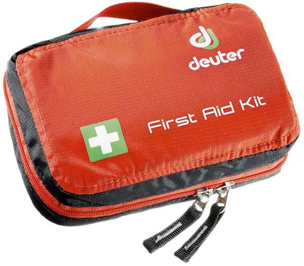 - Deuter First Aid Kit papaya