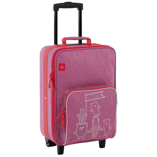 Lässig 4Kids Trolley About friends mélange pink
