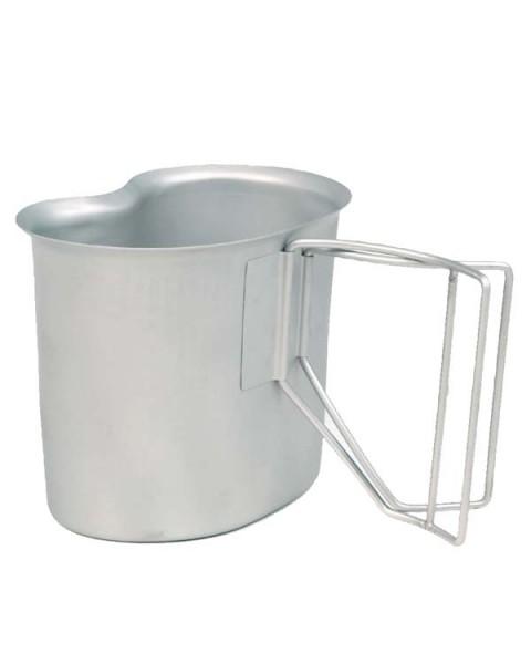 - Mil-Tec US Feldflaschenbecher (Drahtgriffe)