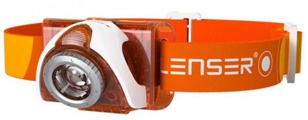 orange - LED Lenser SEO3 Box