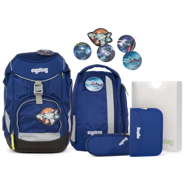 SchlauBär (blau) - ergobag Pack-Set (6-tlg.)