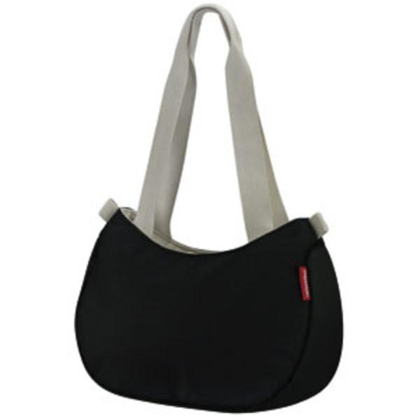 schwarz - KLICKfix Stylebag