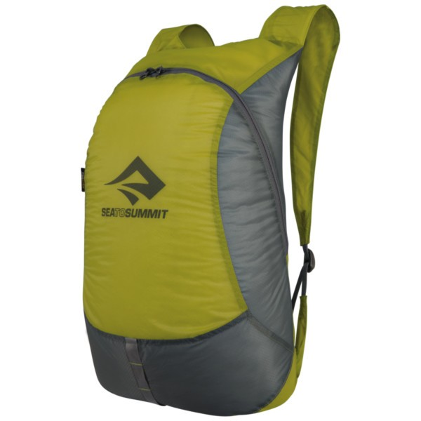 lime - Sea to Summit Travelling Light Ultra-Sil Day Pack