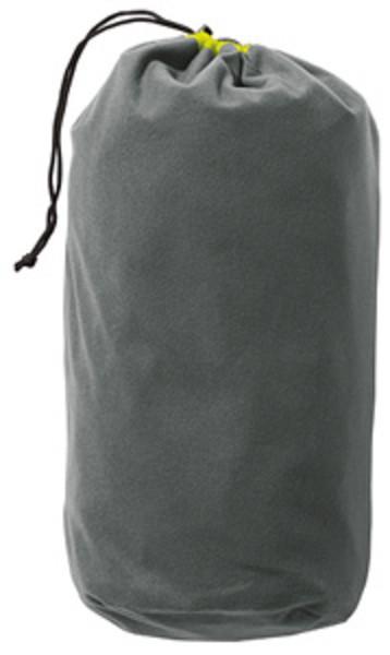 Thermarest Stuff Sack Pillow, Large - Limon/Gray