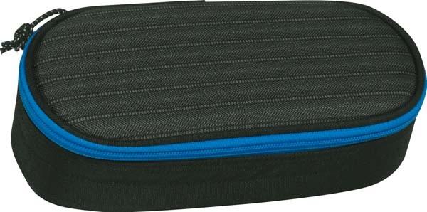 tweed schwarz - Take It Easy Etui Box XL, ungefüllt