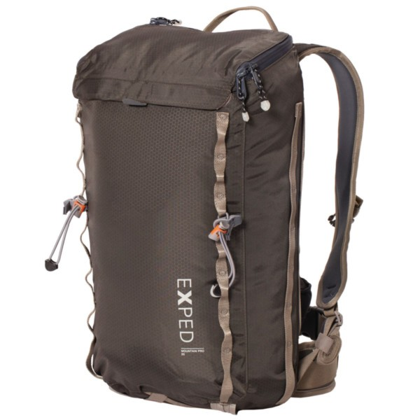 bark brown - Exped Mountain Pro 20