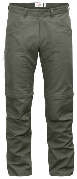 mountain grey - Fjällräven High Coast Zip-Off Trousers