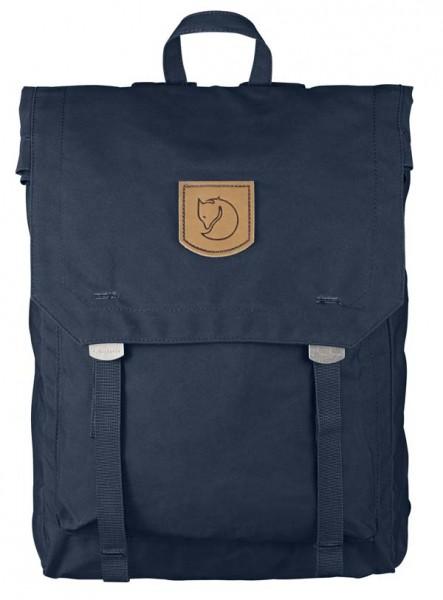 navy - Fjällräven Foldsack No. 1