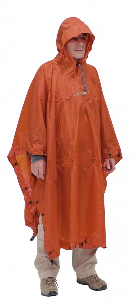 terracotta - Exped Bivy-Poncho