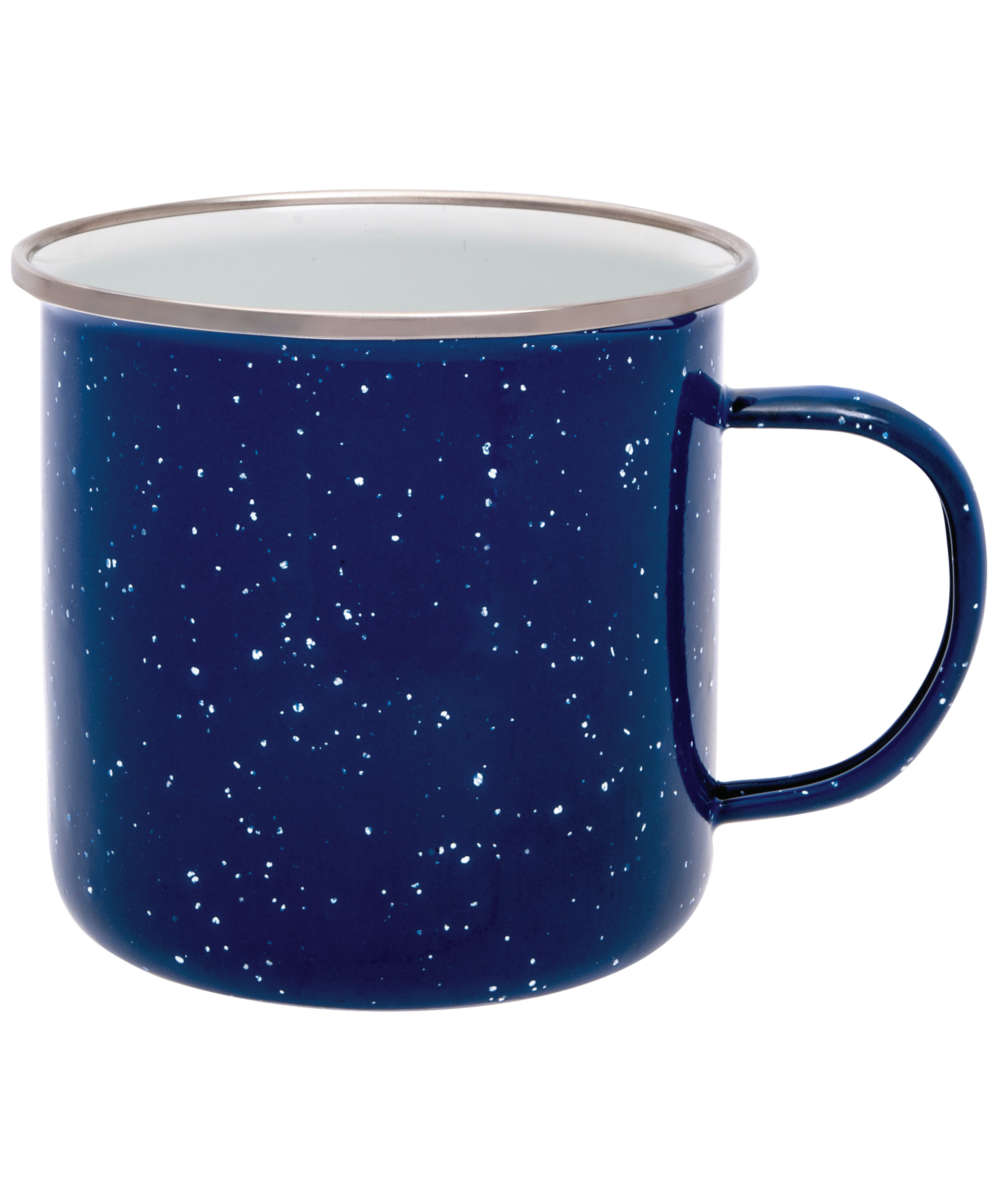 Origin Outdoors Emaille Tasse 530 ml blau