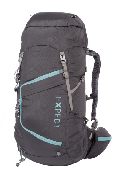 black-poolblue - Exped Traverse 35