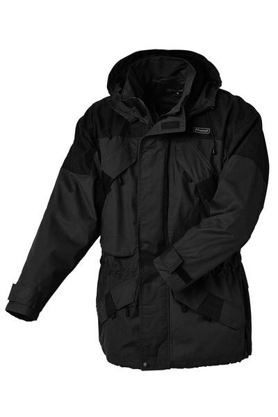 dunkelgrau/schwarz - Pinewood Lappland Extrem Jacke