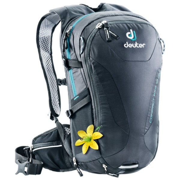 black - Deuter Compact EXP 10 SL
