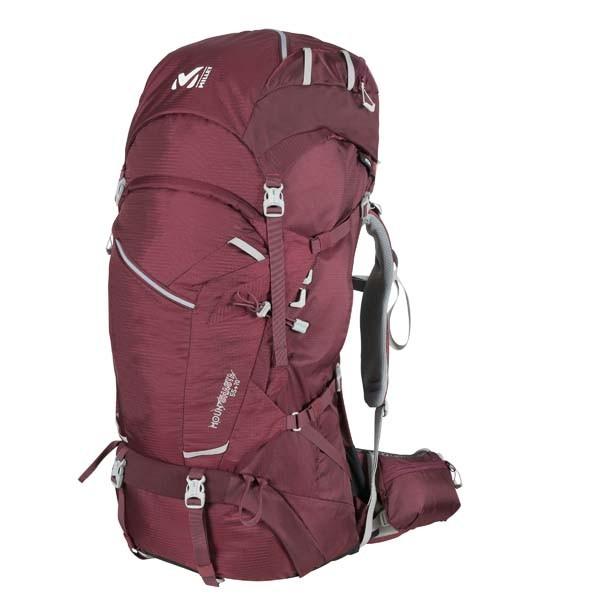 burgundy - Millet Mount Shasta 55+10LD