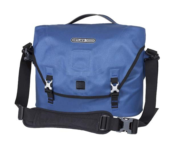 stahlblau - Ortlieb Courier-Bag City M