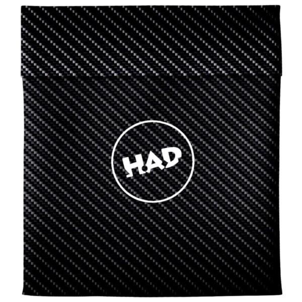 carbon - HAD Go! Storage Wristband /L-XL