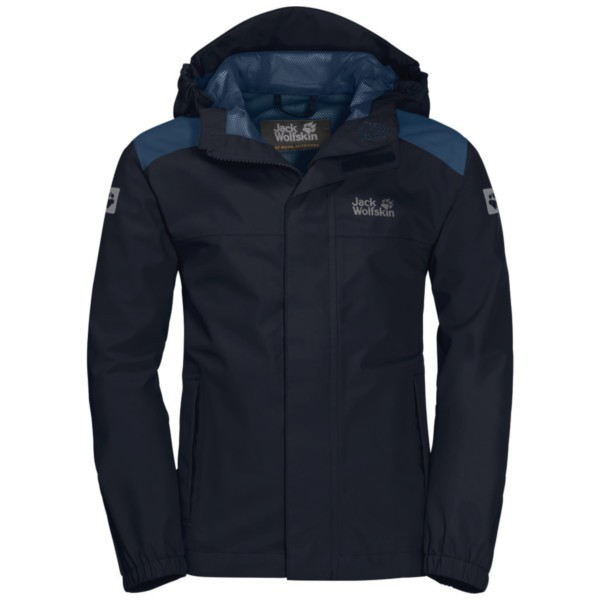 night blue - Jack Wolfskin Oak Creek Jacket