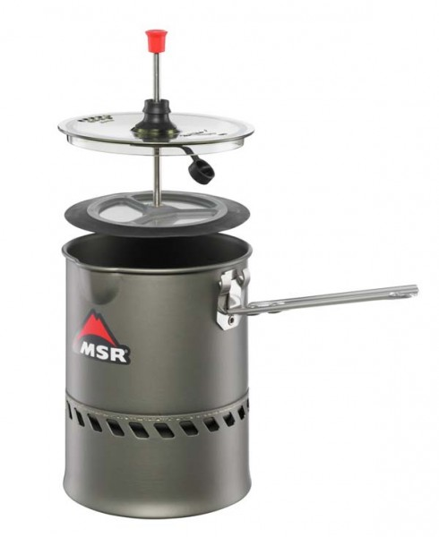- MSR Reactor 1 L Coffee Press Kit
