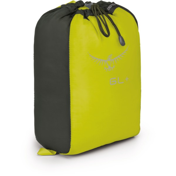 electric lime - Osprey Ultralight Stretch Stuff Sack 6+
