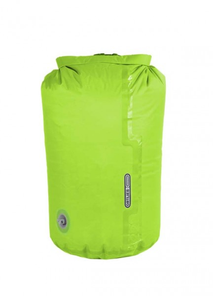 hellgrün - Ortlieb Packsack PS10, mit Ventil