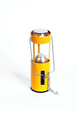 gelb - UCO Kerzenlaterne Alu
