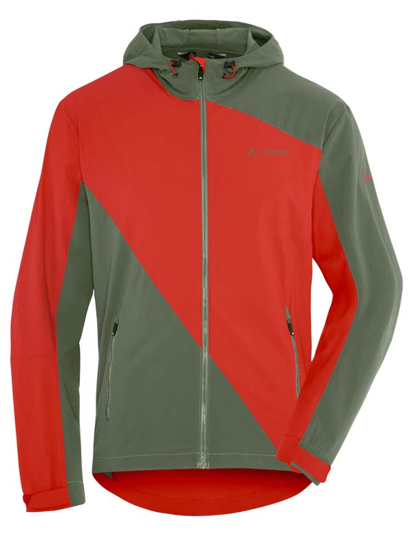 Vaude Men Moab Jacket lava S