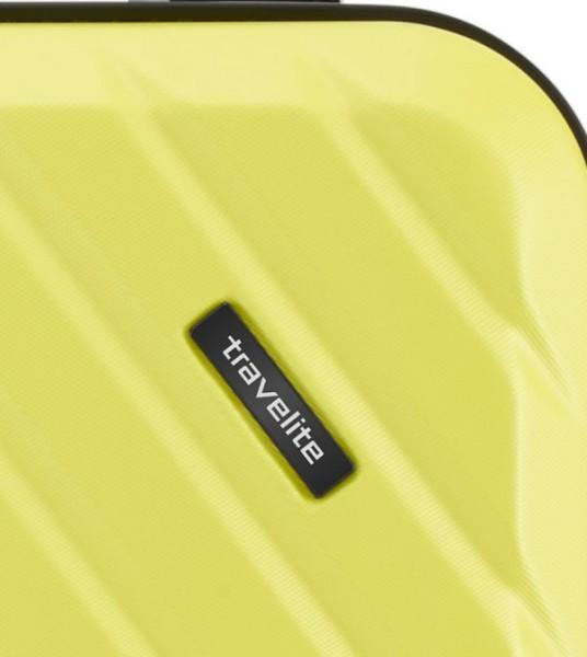 limone - Travelite Quick 4-Rad Trolley M