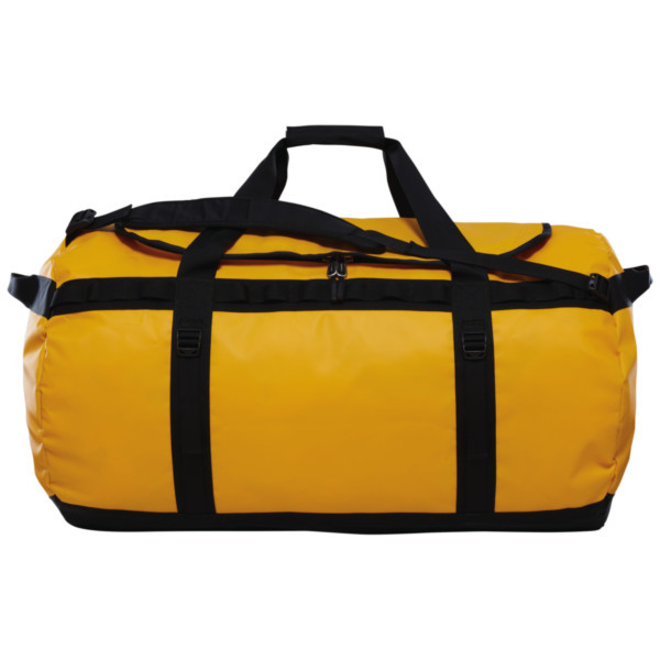 summit gold/tnf black - The North Face Base Camp Duffel XL