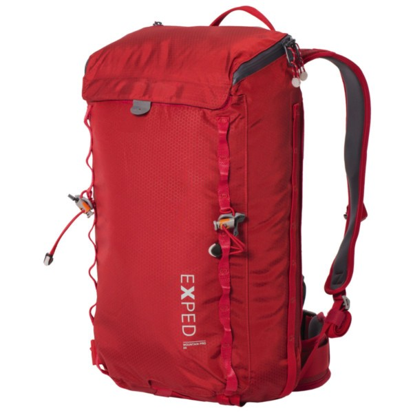 ruby red - Exped Mountain Pro 20
